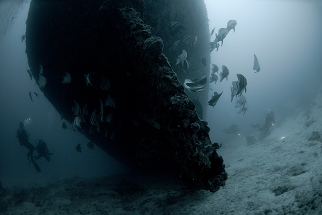 MV Kudhima Wreck